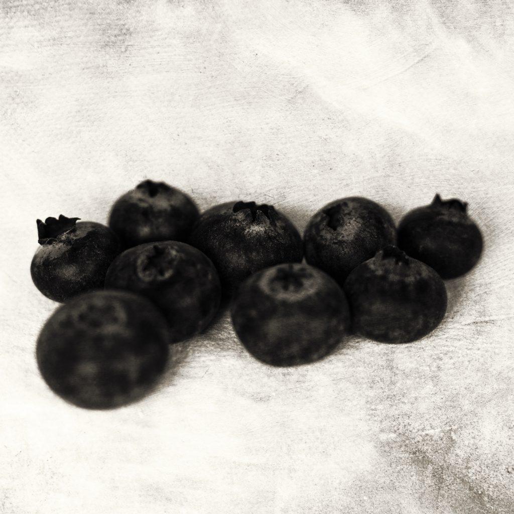 December Blueberries